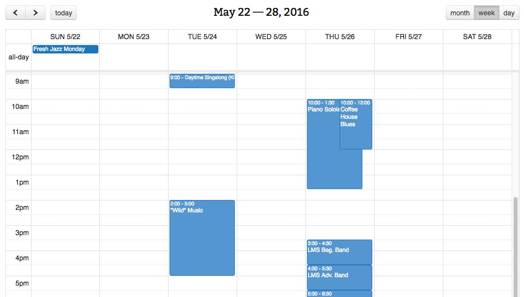 Simple Calendar - WordPress Google Calendar Plugin
